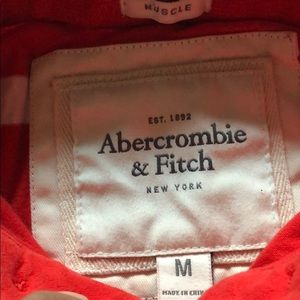 Abercrombie & Fitch Shirts - Abercrombie & fitch muscle polo shirt